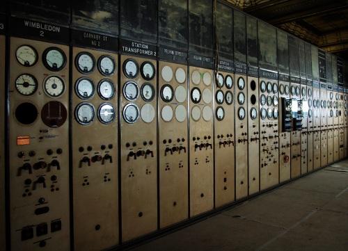 battersea power station equipment bank